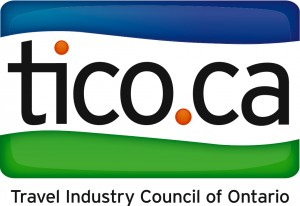 Travel Industry Council of Ontario (TICO) logo